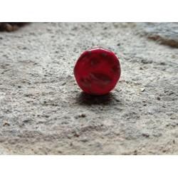 Creative ceramic red ring sold