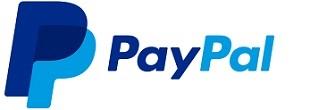 Paiement sécurisé via Paypal.